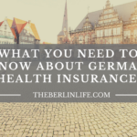 German Health Insurance - Header