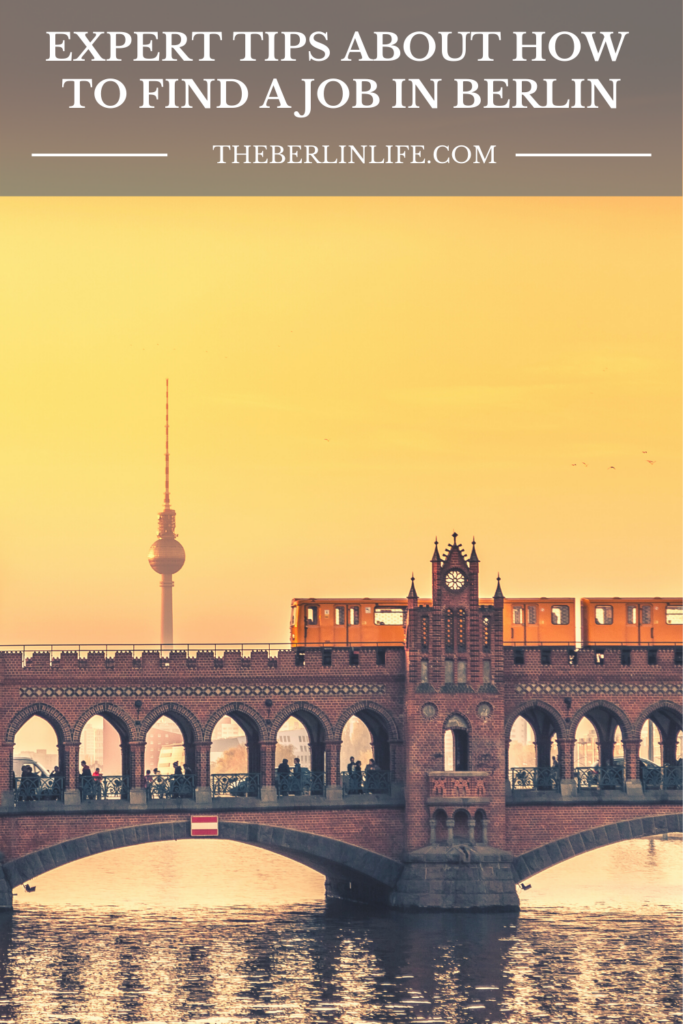 Expert Tips About How To Find A Job In Berlin - Pin 1